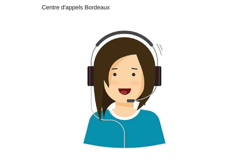 Centre d'appels à Bordeaux