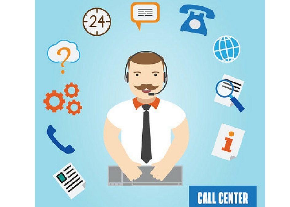Centre de contact client pour PME
