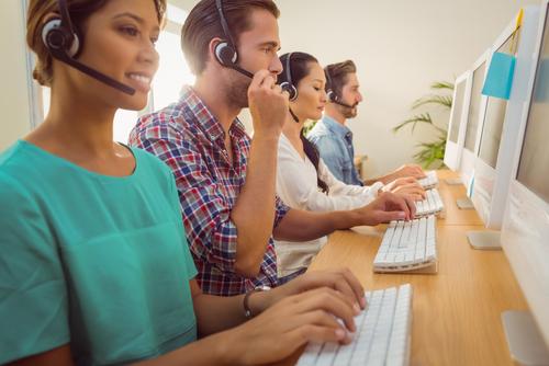 Comment fonctionne un centre de contact client pour PME ?