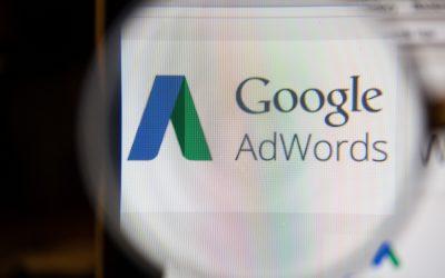Introduction à Google Adwords