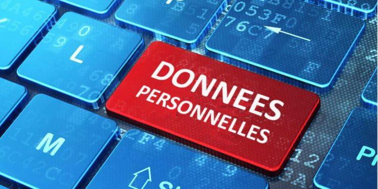 Politique de gestion des données personnelles