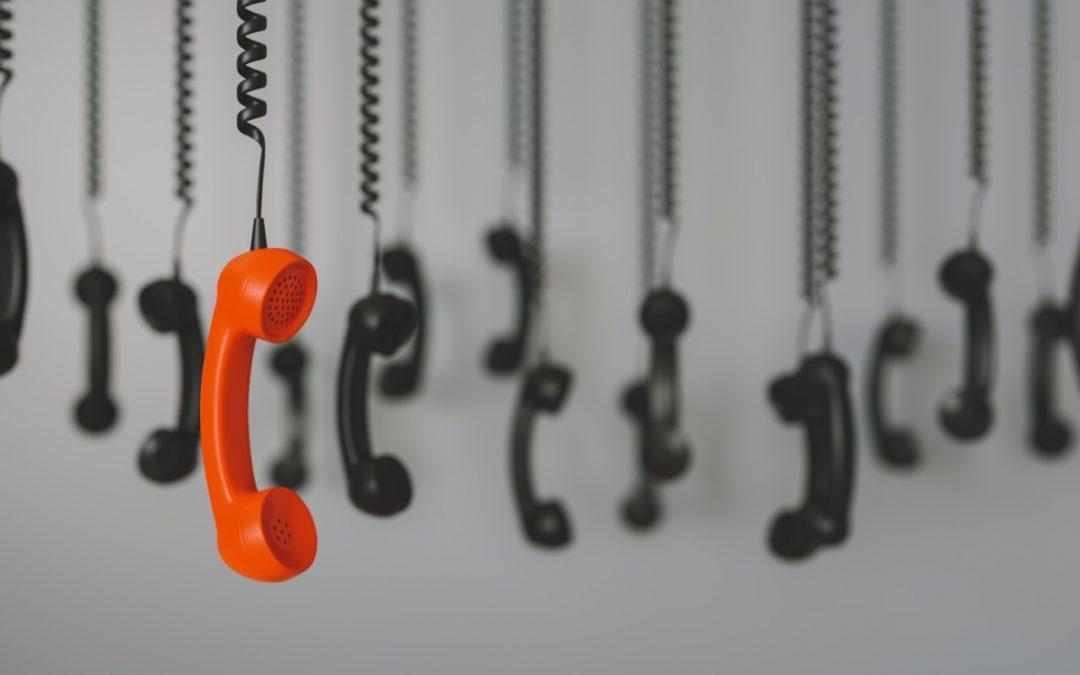 Le rôle d'un agent conversationnel pour l'accueil téléphonique