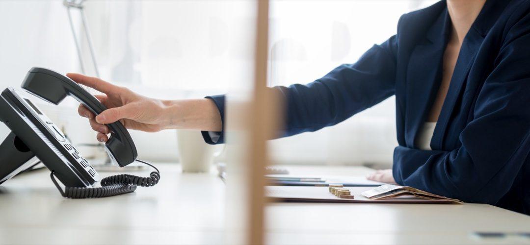 Comment optimiser l'accueil téléphonique en entreprise ?