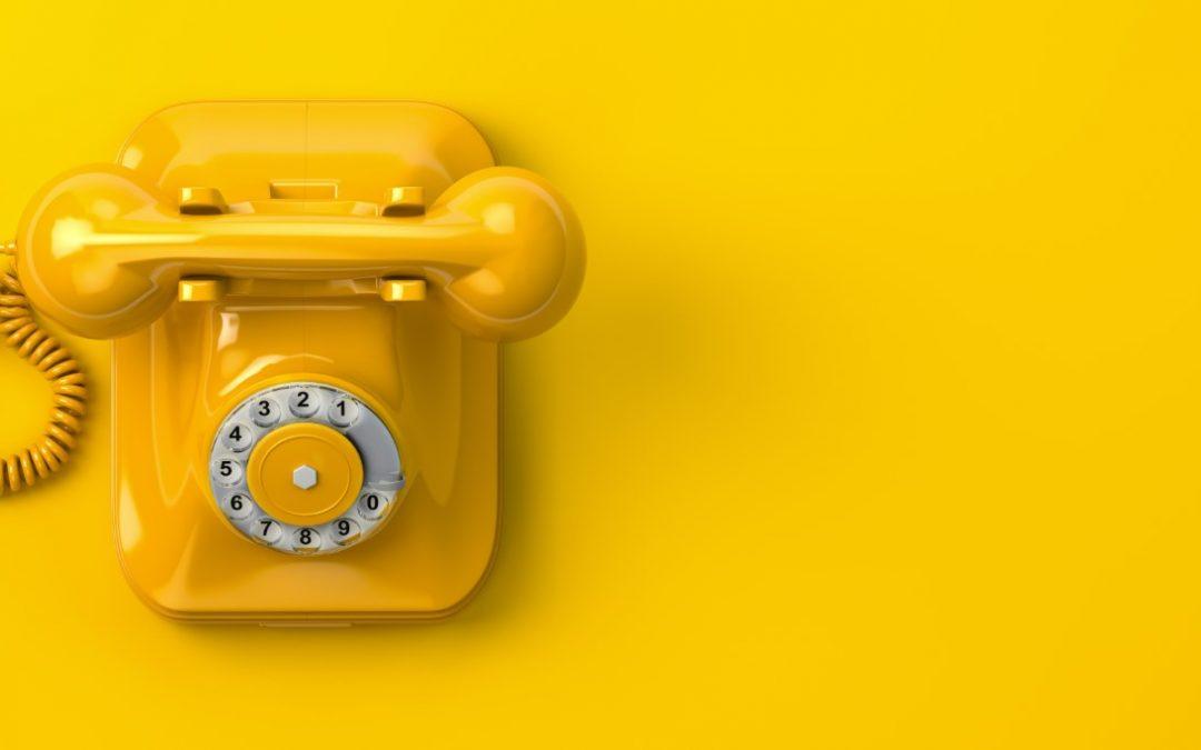 Faire du phoning en 2020 : pourquoi c'est une bonne idée ?
