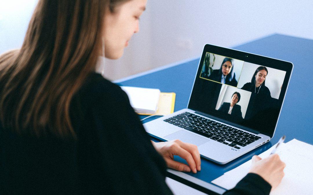 Webinar pour le recrutement d'étudiants